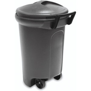Big Bear Disposal 32 gallon trash can
