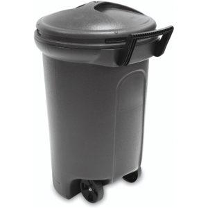 Big Bear Disposal 32 gallon trash can