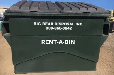 Big Bear Disposal, Inc. Rent-A-Bin